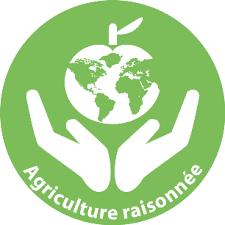 """Pictogramme intitulé """"Agriculture raisonnée"""""""