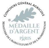 Médaille d'argent du CGA de Paris