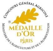 Médaille d'or du CGA de Paris