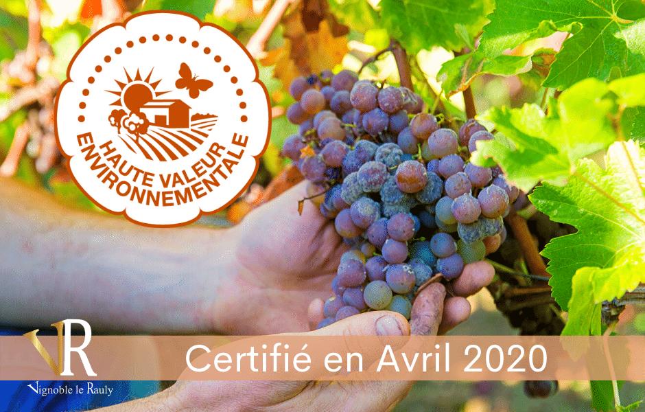 Image d'illustration pour la certification Haute Valeur Environnementale